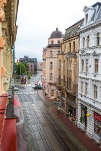 Golden Key apartments, Liberec,