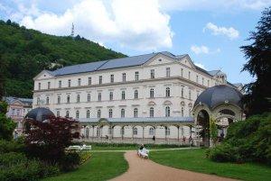 Lázeňský hotel Sadový Pramen***, Karlovy Vary