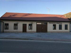 Penzion Prefila, Bulhary