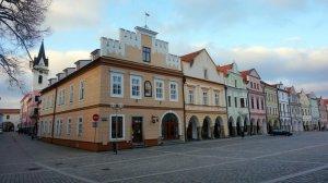 Penzion Vratislavský dům, Třeboň