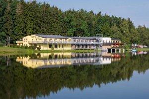 Hotel & Wellness Knížecí Rybník, Tábor
