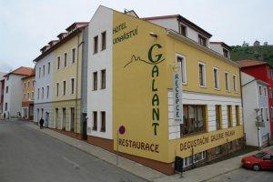 Hotel Galant, Mikulov