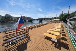 Florentina Boat hotel, Praha