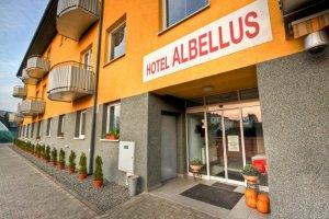 Hotel Albellus, Brno