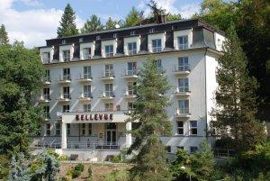 Hotel Bellevue, Karlovy Vary