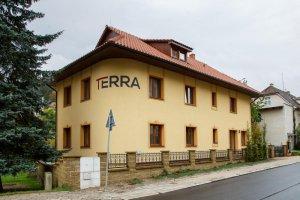 Vila Terra, Luhačovice