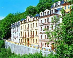 Wellness hotel Jean de Carro, Karlovy Vary