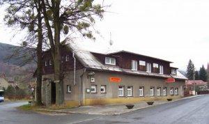 Penzion Ligotka, Komorní Lhotka