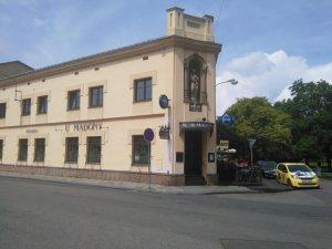 Penzion U Madony, Přerov
