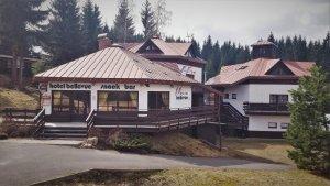 Sport hotel Bellevue K-180, Harrachov, Harrachov
