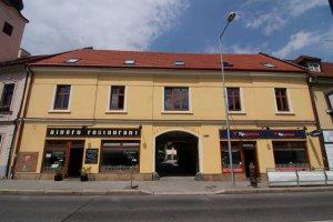 Pension Viktorin, Poděbrady