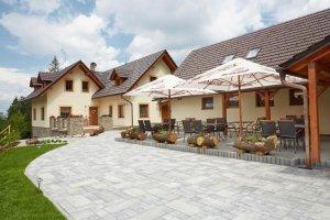 Penzion a restaurace Na kraji lesa, Valašské Meziříčí