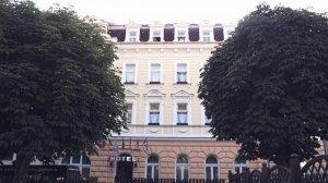 Hotel Saint Michael, Březová