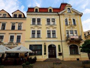 Hotel Slavie Česká Kamenice, Česká Kamenice