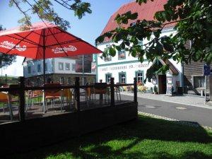 Hotel Svatý Hubert, Boží Dar