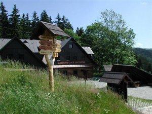 Liberecká bouda, Dolní Dvůr