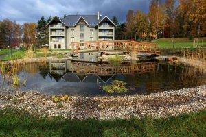 Garden Hotel Mezná, Hřensko