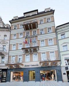 Hotel Ostende, Karlovy Vary