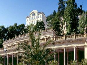 Hotel Ontario garni, Karlovy Vary