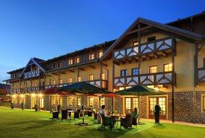 Hotel Relax, Horní Planá