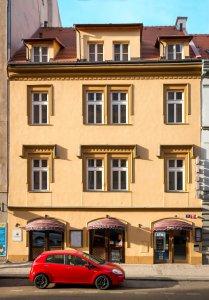 Hotel Karlín, Praha 8 - Karlín