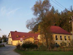 Penzion Pod Hradem, Nové Hrady