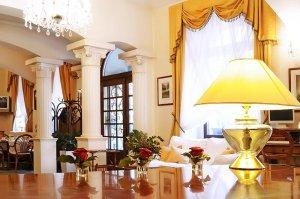 Hotel Louren, Praha