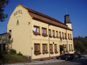 Hotel U Branky, Stříbro