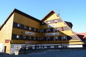 Hotel Slunečná, Boží Dar
