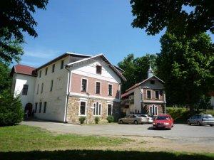 Hotel Na Kocandě, Želiv
