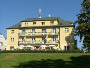 Lázeňský hotel Jirásek, Konstantinovy Lázně