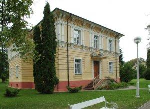 Lázeňský dům Palacký, Konstantinovy Lázně