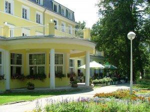 Lázeňský hotel Prusík, Konstantinovy Lázně