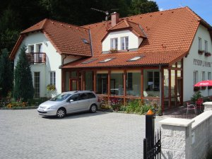 Penzion U Hamru, Český Krumlov
