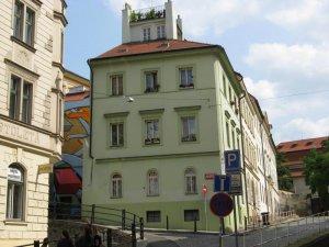 Penzion Zderaz, Praha