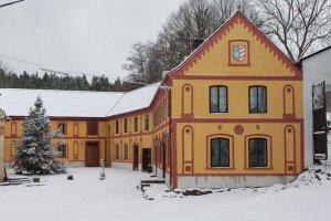 Penziónek na Mlýně Krkavci, Veselí nad Lužnicí