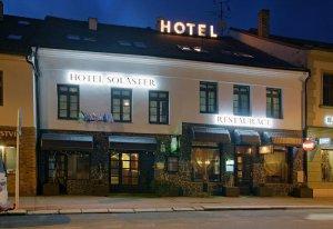 Hotel Solaster, Třebíč