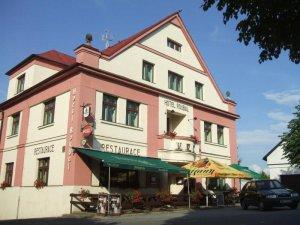 HOTEL ROUBAL, Pecka