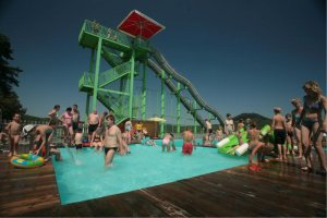 Aquapark  Staré Splavy - Hotel Na pláži , Doksy
