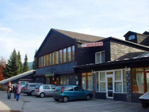 Hotel GOLDEN, Harrachov
