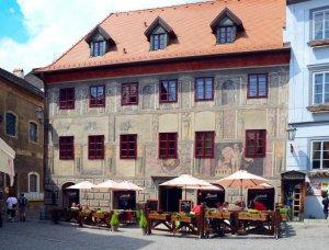 Krčínův Dům, Český Krumlov