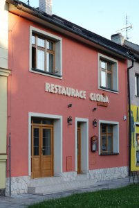 Penzion Gloria, Olomouc