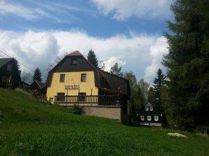 Horská chata Hubert, Bedřichov