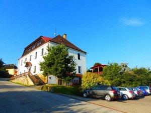 Hotel Stará škola, Hořice na Šumavě