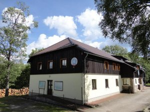 Chata KČT Prášily, Sušice