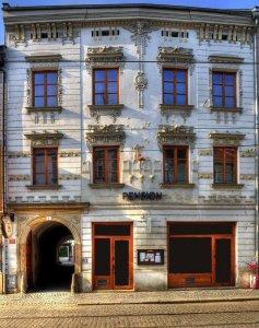 Pension u Jakuba, Olomouc