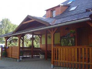 Penzion a restaurace U Julka, Bělá pod Pradědem