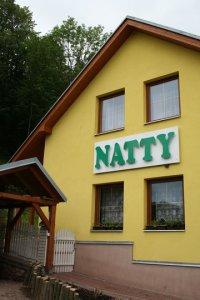 Penzion Natty, Černý Důl