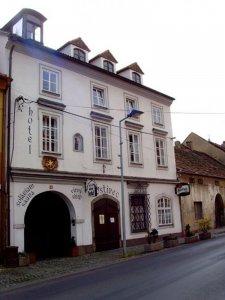 Hotel Žebrák, Žebrák