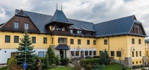 Hotel a valašský šenk Ogar, Luhačovice